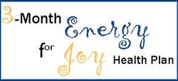 Energy for joy